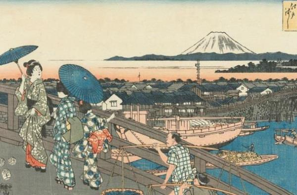 A Journey Through the Floating World: How to Look at Japanese Woodblock Prints