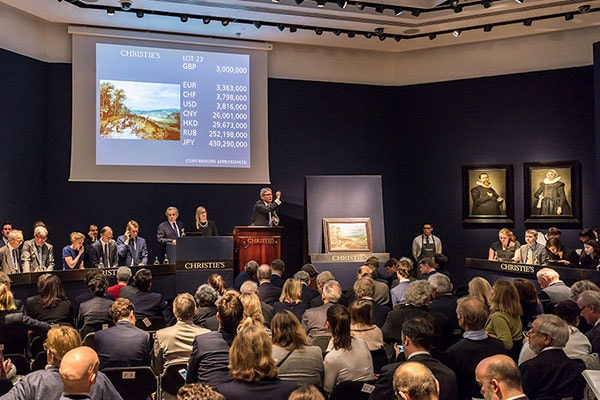Negotiating the Art Market: Collecting, Buying and Selling Art