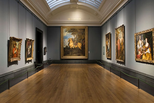 National Gallery Virtual Tour (In Italian) / Tour virtuale della National Gallery (In Italiano)