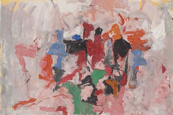 Abstract Painting at Mid-Century: Abstract Expressionism, Art Informel, and Gutai